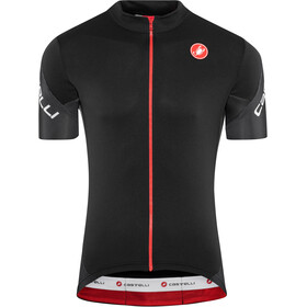 Castelli Entrata 3 FZ Jersey Men light black